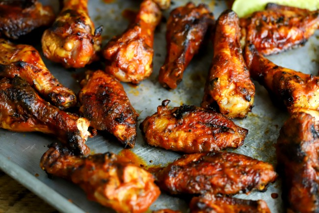 Image of Big Buck Bloody Mary Wings