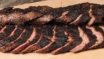 Image of Coffee Rubbed Flat Iron Steak