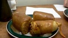 Image of Traditional Kishka Recipe