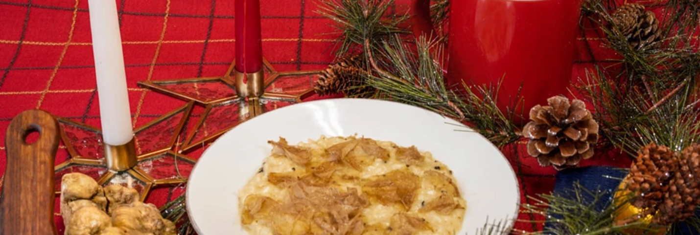 Image of White Truffle Risotto