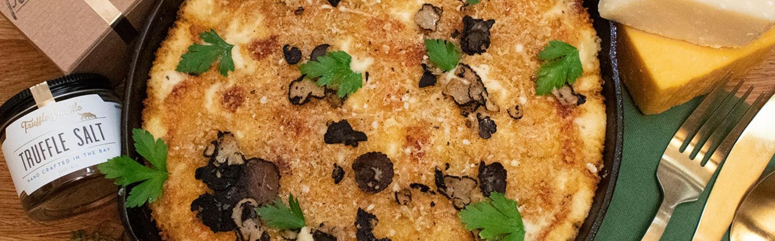 Image of Truffle Mac & Cheese
