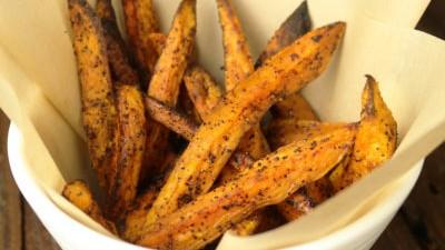 Image of Salted Coffee Roast Sweet Potatoes Fries