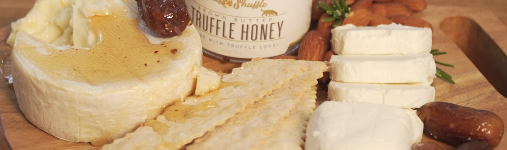 Image of Cheese Board with California's Finest Products