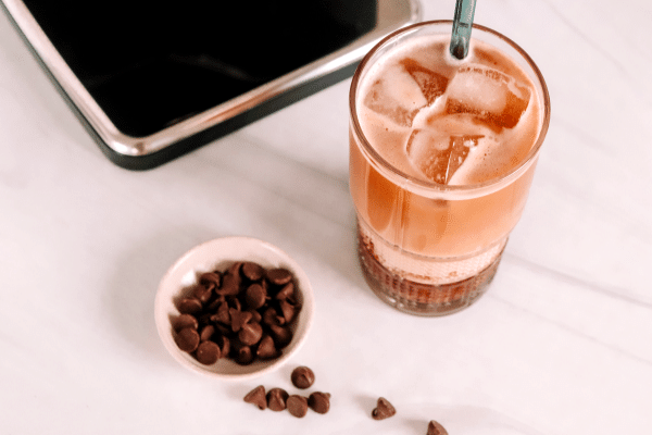 Image of Mint Chocolate Iced Latte
