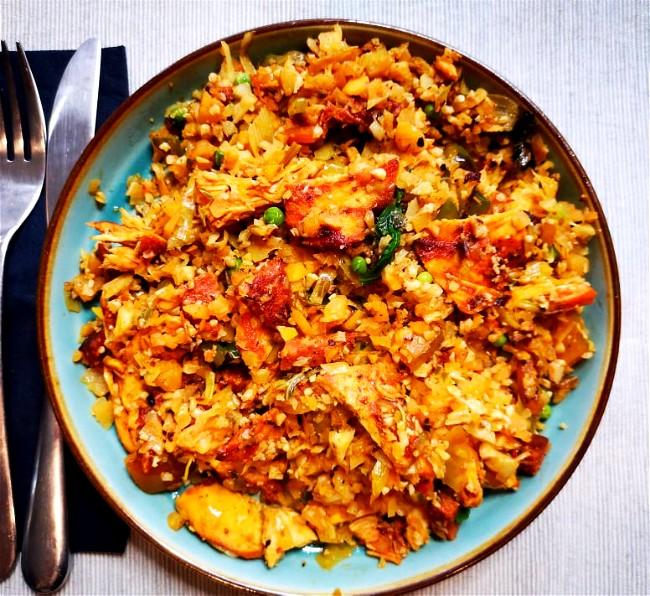 Image of 1 Rice Dish 4 Ways - Chicken & Chorizo