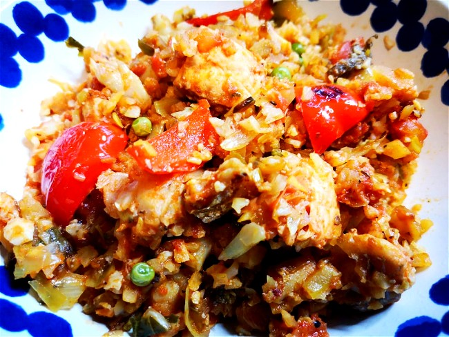 Image of 1 Rice Dish 4 Ways - Fish Paella
