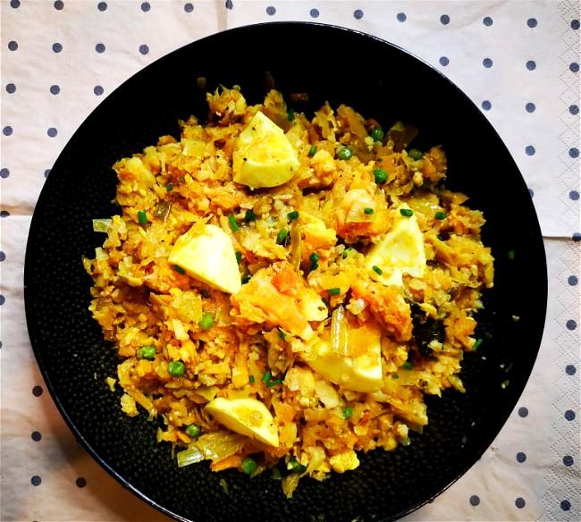 Image of 1 Rice Dish 4 Ways - Kedgeree