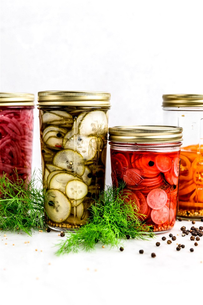 Image of Cómo hacer Encurtidos o Pickles