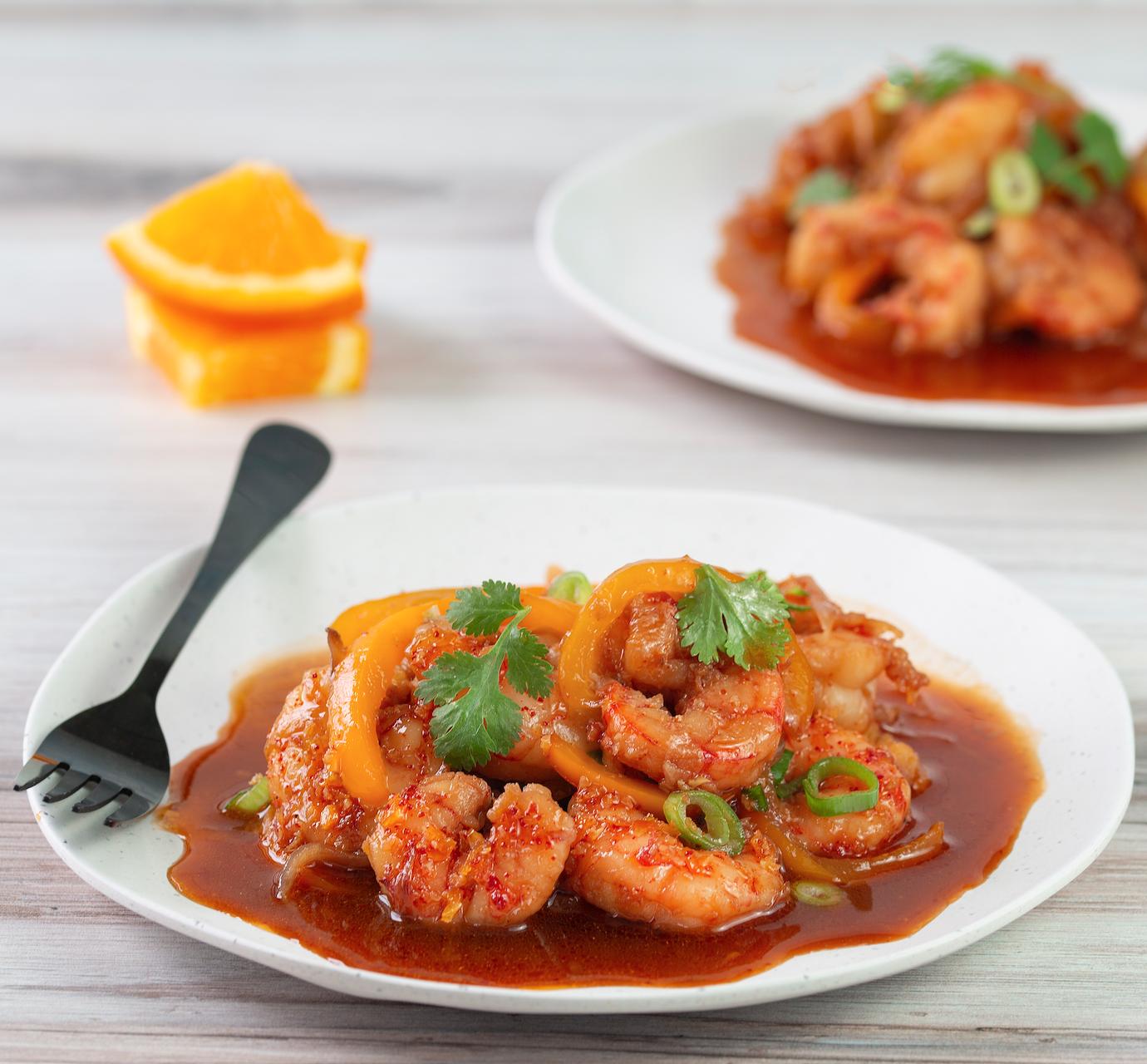 Image of Sweet Chile Shrimp