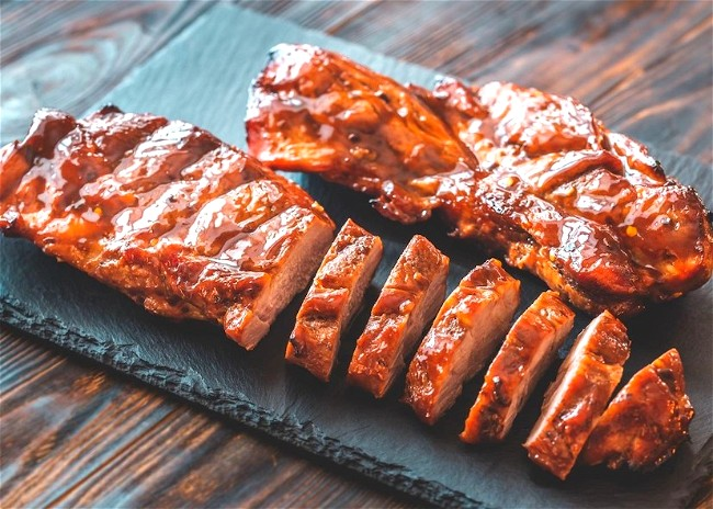 Image of Sticky Chinese Barbecue Pork