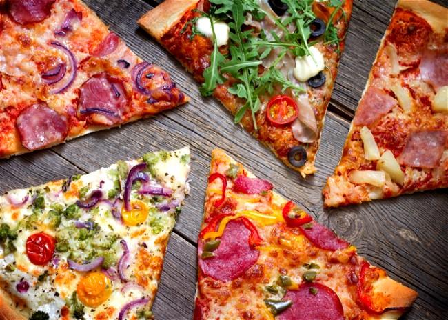 Image of Three Ingredient Pizza Dough