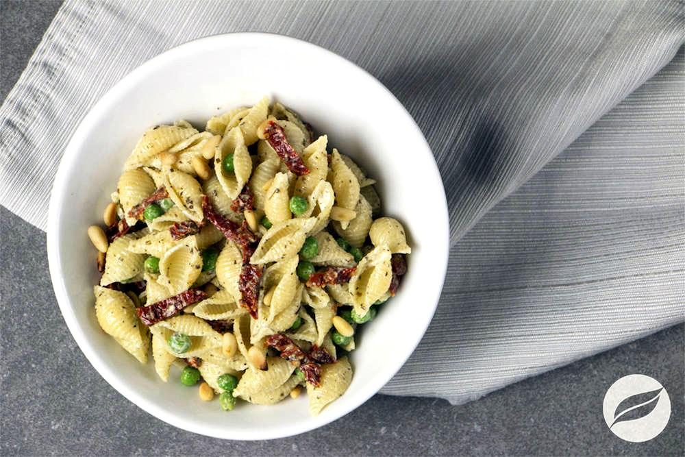 Image of Pesto Pasta Salad