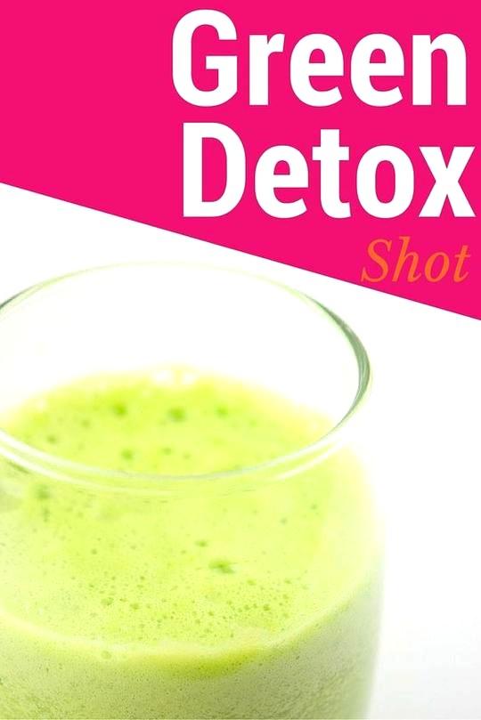 Image of Green Detox Shot