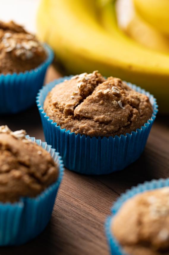 Image of Banana Bread Muffins