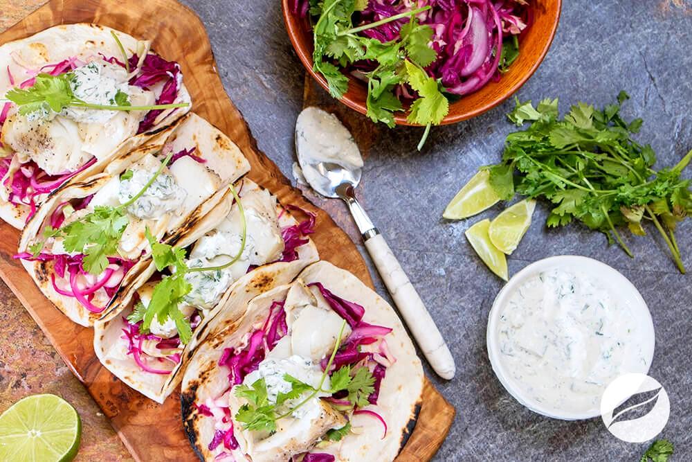 Image of Adobo Fish Tacos