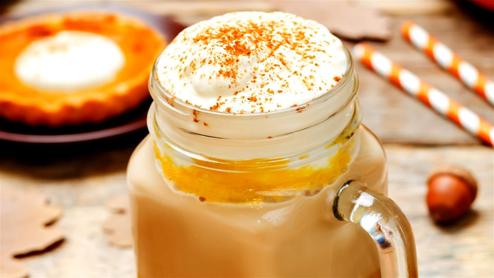 Image of Pumpkin Spice Latte