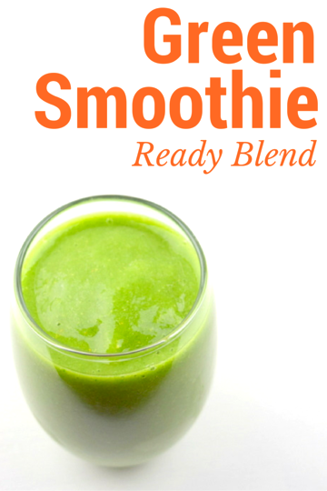 Image of Green Smoothie - Ready Blend
