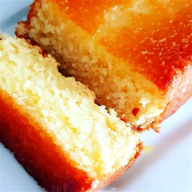 Image of 🍊Saftiger Orangen-Kuchen