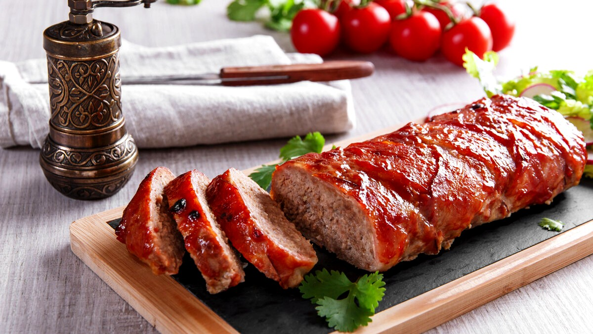 Image of Traditional Meatloaf