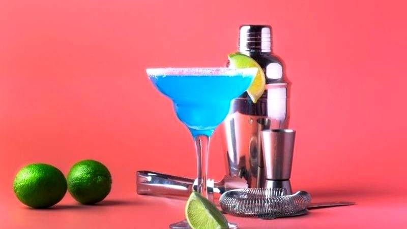 Image of Blue Margarita