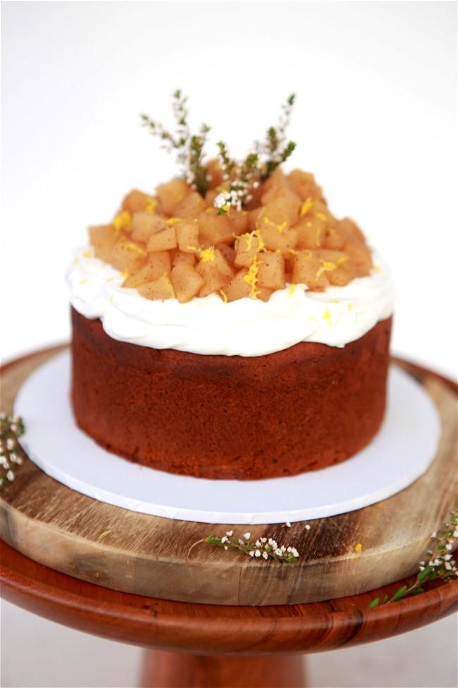 Image of Honey Cake