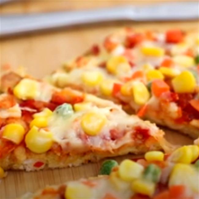 Image of Fiesta Mini Pizza