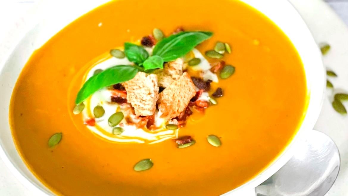 Image of Moroccan Pumpkin Soup