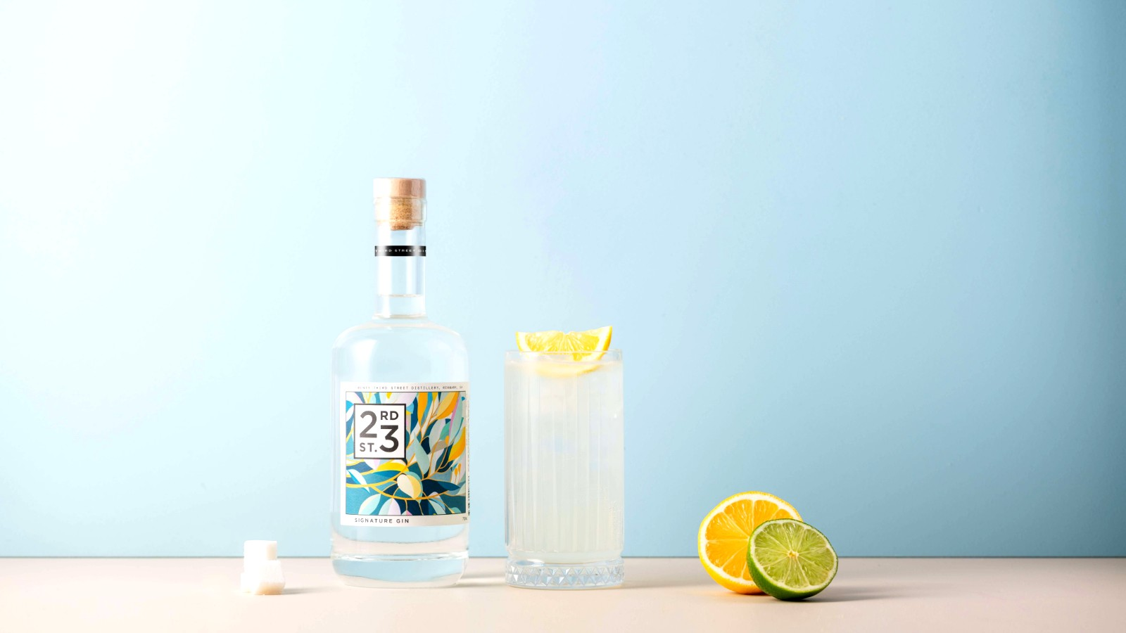 Image of Signature Gin Sling 🍋