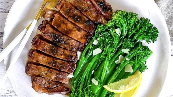 Image of Seasoned Steak