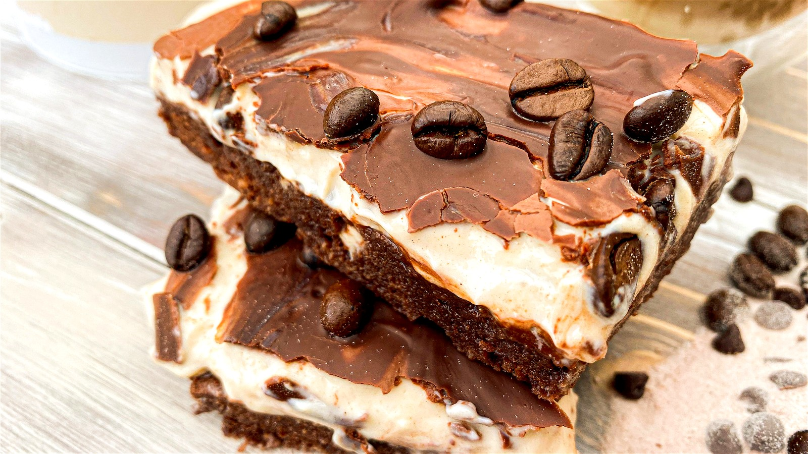 Image of CAPPUCCINO BROWNIES