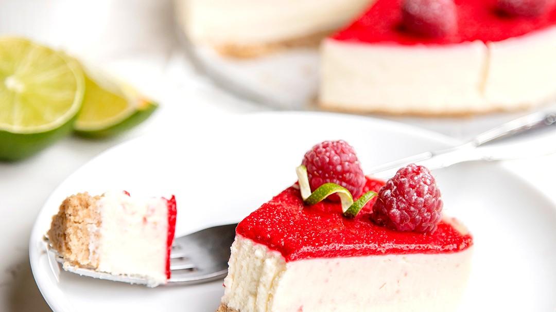 Image of Tarta de queso keto
