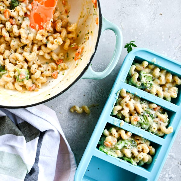 Image of One Pot Veggie Mac and Cheese