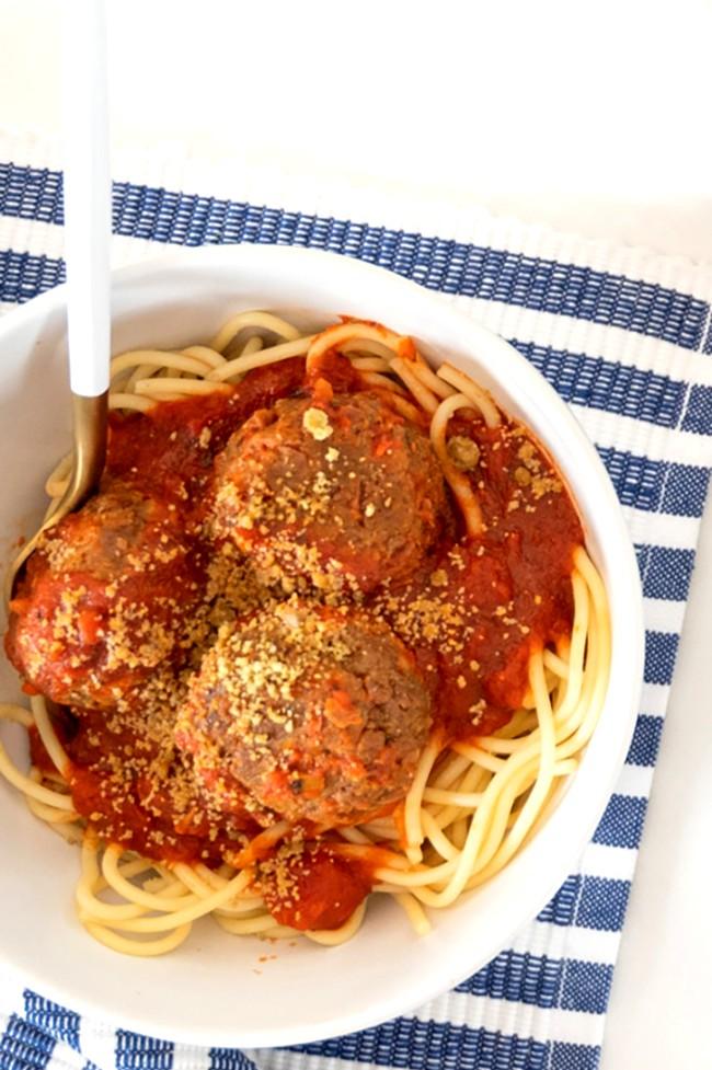 Image of San Marzano Spaghetti & Meatballs