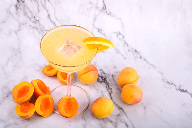 Image of Apricot Fizz