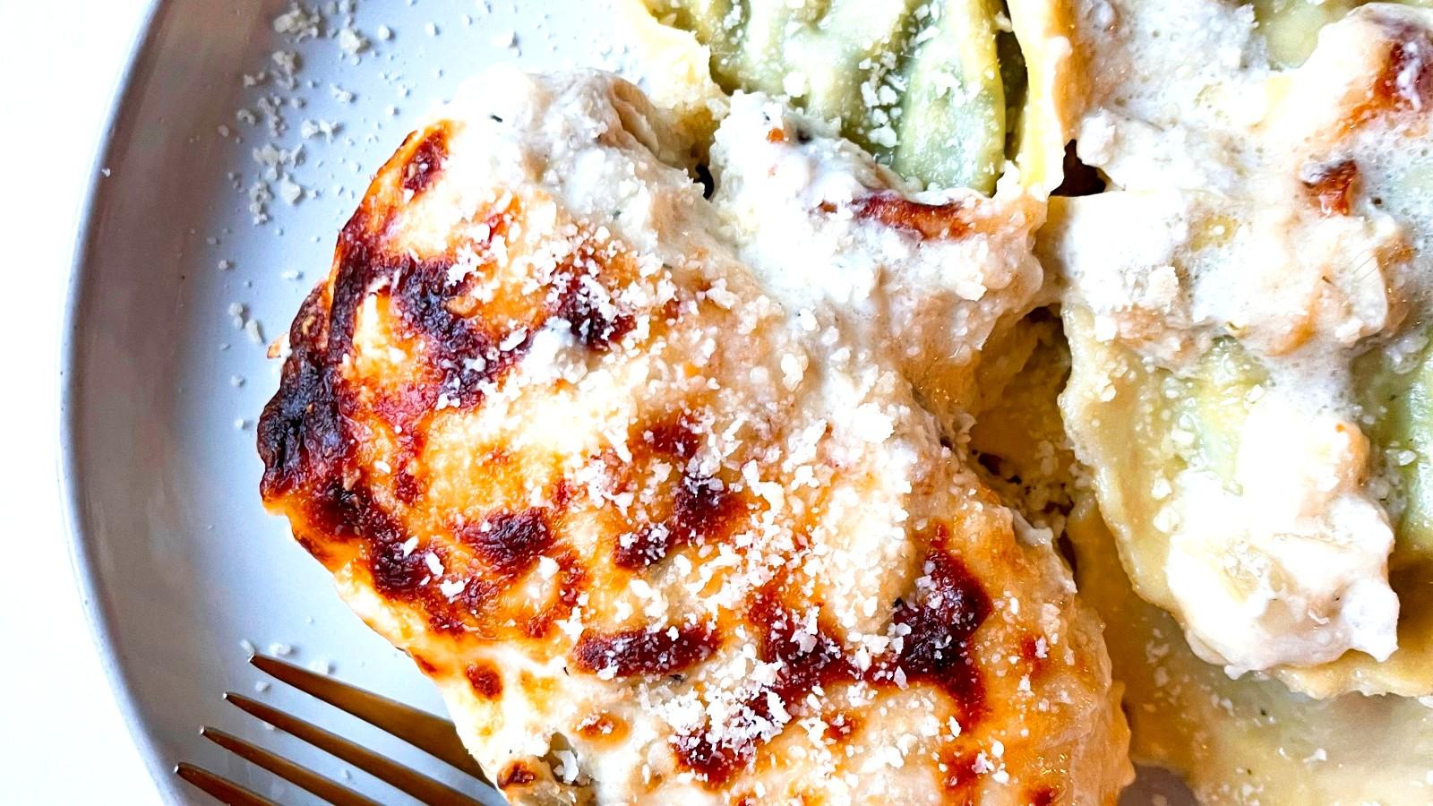 Image of Artichoke & Jalapeño Chicken
