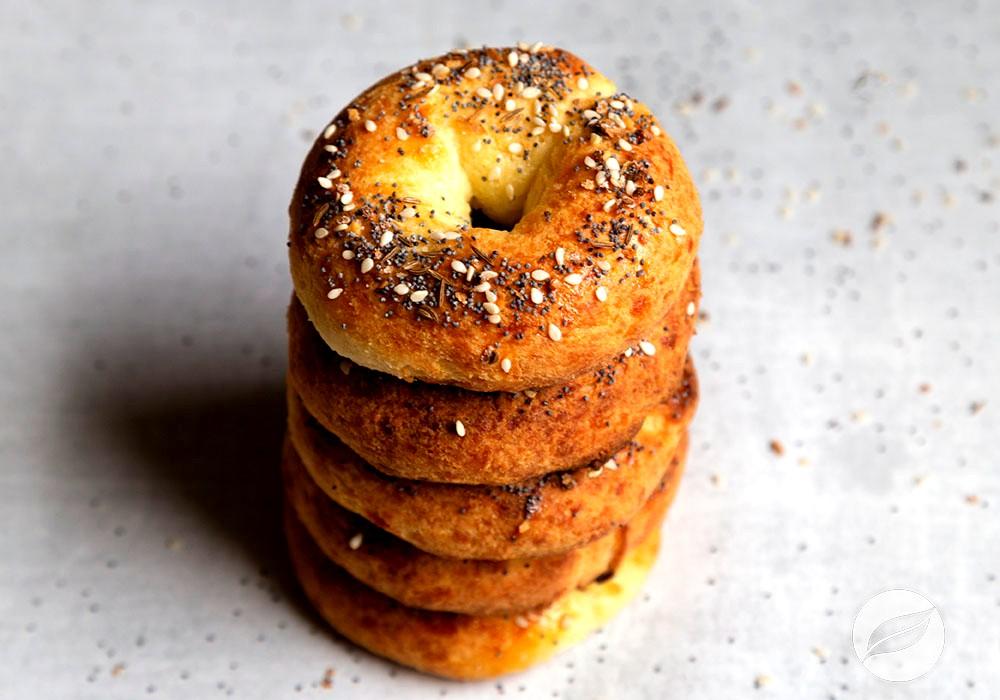 Image of Keto Everything Bagels