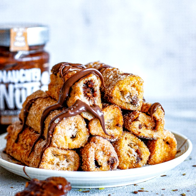 Image of Cinnamon French Toast Rollen