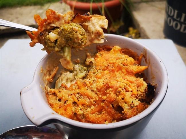 Image of Broccoli & Cauliflower Cheesy Bake 4 ways