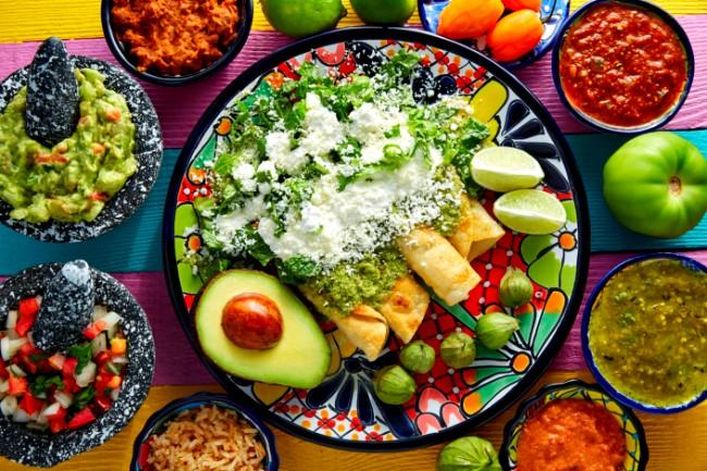 Image of Enchiladas Verdes