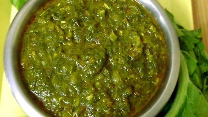 Image of Sarson Ka Saag Recipe
