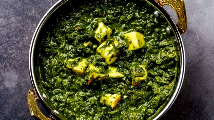 Image of Palak Paneer Recipe