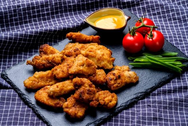 Image of Keto Chicken Karaage