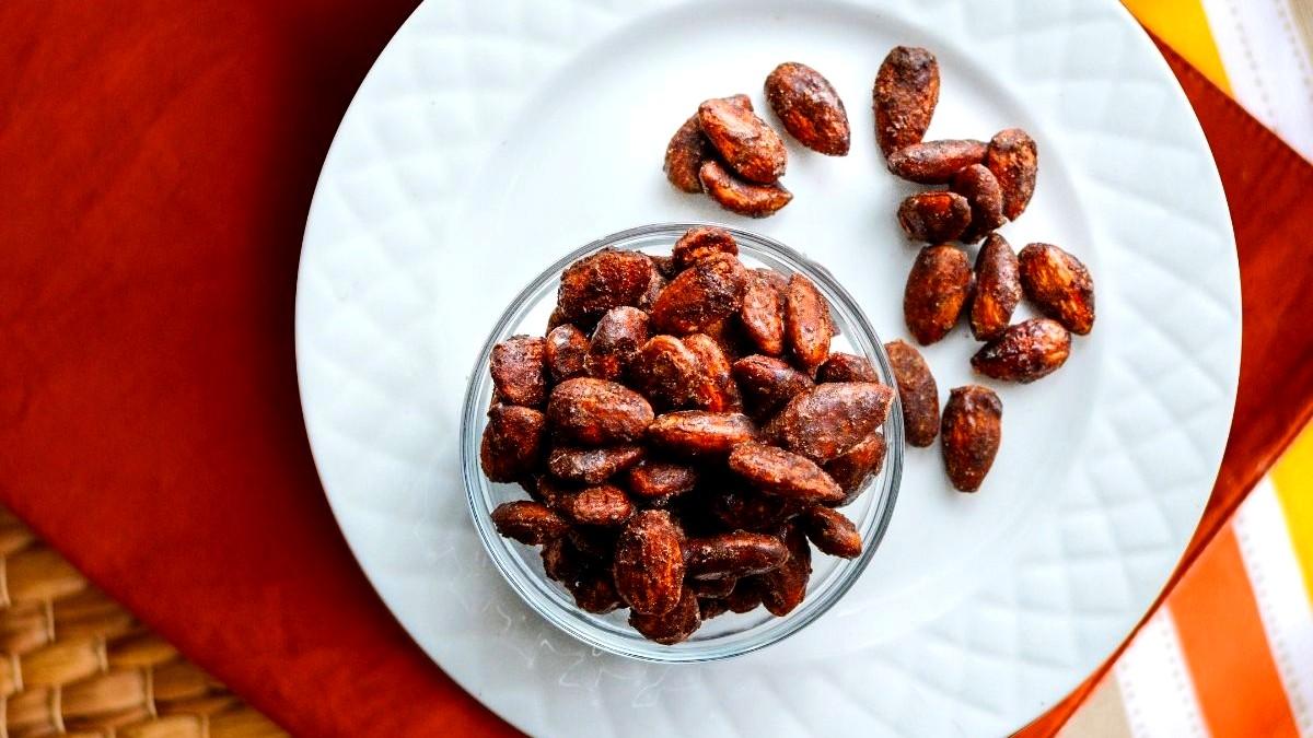 Image of Maple Cinnamon Roasted Almonds