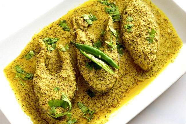 Image of Goan Green Curry