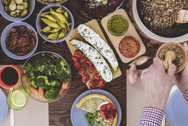 Image of Snacky Finger Food – Vegan