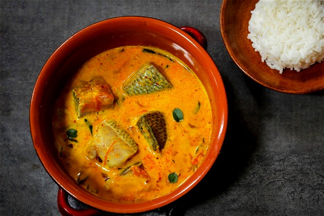 Image of Yellow Curry