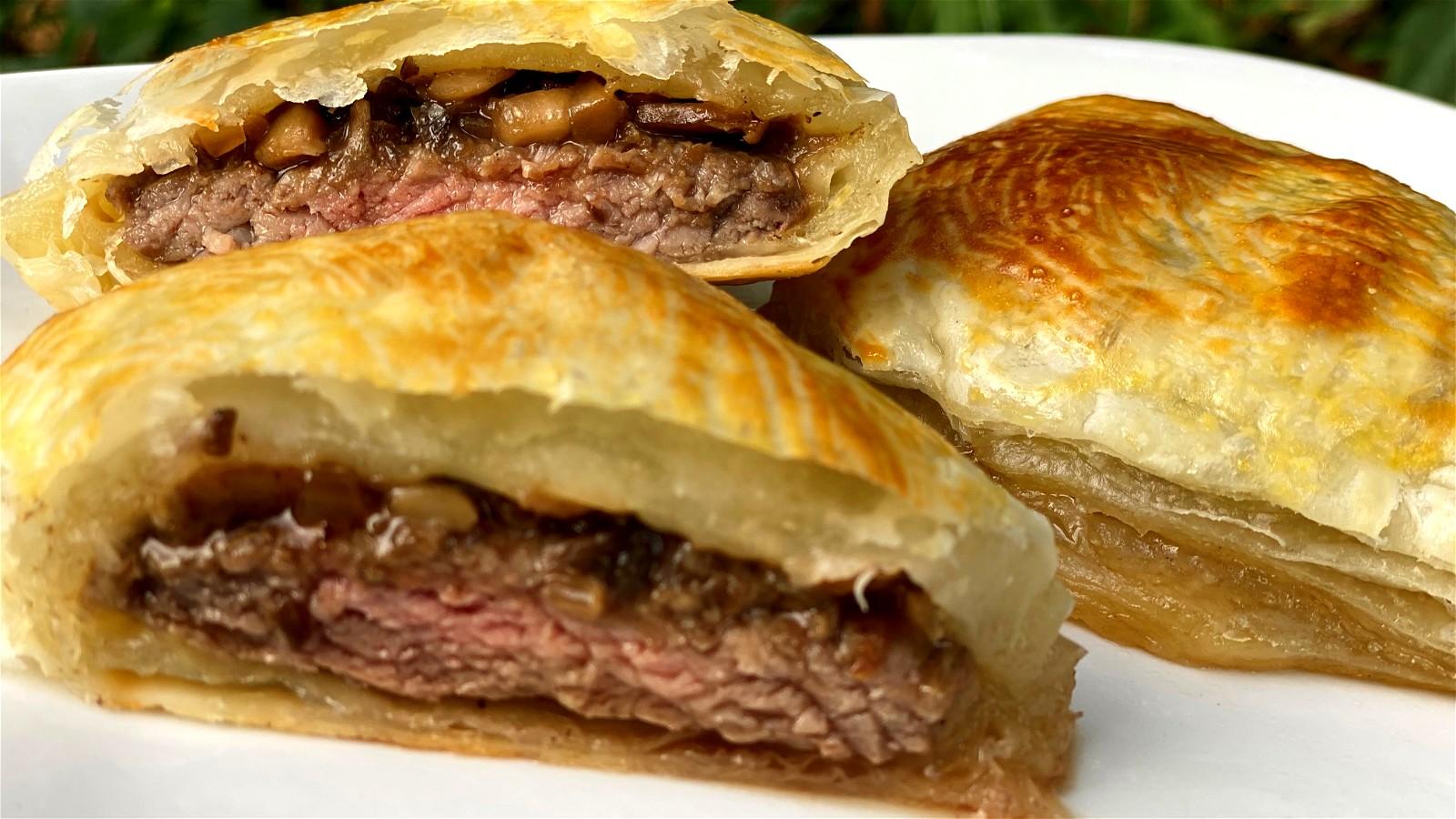 Image of 5-Star Simple Beef Wellington