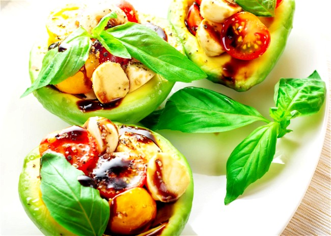 Image of Avocado Bruschetta