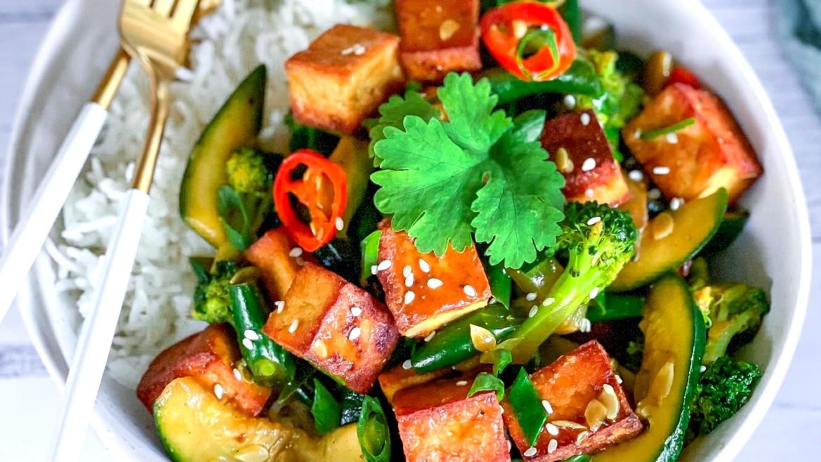 Image of Tofu Stir fry