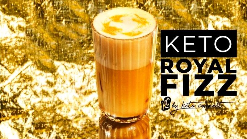 Image of Keto Royal Fizz
